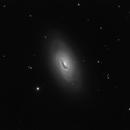 The Black Eye Galaxy,                                dnault42