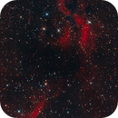 DWB 111 Propeller Nebula - South Zone,                                Carles Zerbst