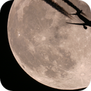 Moon plane transit,                                Julian Petrasch
