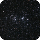"""NGC 869 and NGC 884 """"Double Cluster"""" (χ and h Perseus),                                Pafnutiy"""