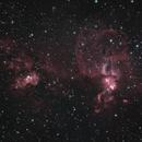 Statue of Liberty Nebula,                                Matt Balkham