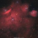 Neighborhood of NGC6559 and IC1274,                                Wellerson Lopes