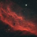NGC 1499 The California Nebula,                                George Clayton Yendrey