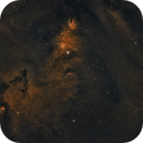 Cone Nebula,                                Sendhil Chinnasamy