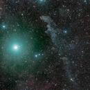 Witchhead Nebula (Wide),                                Miles Zhou