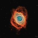 The Helix Nebula ( Eye of Sauron),                                Logan Carpenter