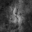 The Propeller Nebula in Cygnus _Simeis 57,                                Theodore Arampatzoglou