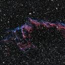 Eastern Veil Nebula,                                Don Holmgren