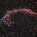 NGC6992 Eastern Veil Nebula,                    Brandon Liew