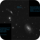 NGC 4747 / NGC 4725  interacting galaxies,                                sky-watcher (johny)