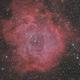 ngc 2244 Rosette Nebula,                                noodle