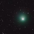 Comet 46P - Mono Camera with LRGB filters,                                scoffx