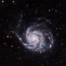 Messier 101 The Pinwheel Galaxy NGC5457,                                Albert  Christensen