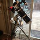 Newton setup-Skywatcher 130P-Coma corrector-ASI 1600,                    Adel Kildeev