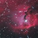 IC2177 LRGB+Ha,                                  Christopher Gomez