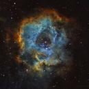 The Rosette Nebula,                                AstroIska