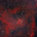 Heart Nebula,                                David McClain