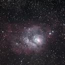 Messier 8,                                LOL221