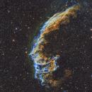 Ngc 6992- veil nebula SHO,                                astromat89