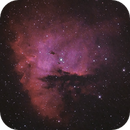 NGC 281 HOO,                                Doros Theodorou