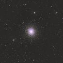 M13 LRGB,                                Andrew