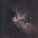 NGC7380 Wizard Nebula,                                Wilsmaboy