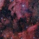 IC 5067 Nebulosa Pelícano,                                Ernesto Arredondo