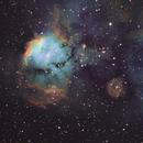NGC 2467,                                chuckp