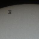 ISS transits the Sun,                                  Alexander