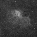 Sh2-132 Lion,                                ks_observer