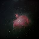 M42 - Orion Nebula in LRGB,                                AZJohnnyC