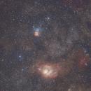 M8 and M20,                                Scott Denning