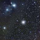 NGC6723 Chandelier Cluster,                    capella_ben