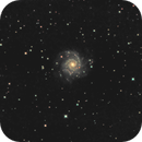 M - 74  - NGC 628 / Campo Estrecho - Narrow Field,                                Carles Zerbst