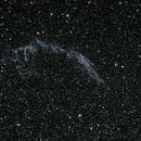 Eastern Veil Nebula: NGC 6992, NGC 6992, IC 1340,                    Jeffrey Wilson