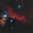 IC 434 The HorseHead Nebula,                                Elmiko