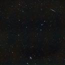 Galaxie M102 et voisines,                                Pulsar59