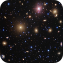 Galaxy Cluster Abell 426 in Perseus,                                  sydney