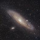 M31 Wide Mosaic,                                Jacopo Fallai