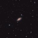 M88 - Spiral Galaxy in Coma Berenices,                                Stellario