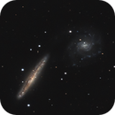 NGC 5774 & 5775,                                Gary Imm