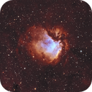 SH2-112 SHO with RGB stars,                                Phil Brewer