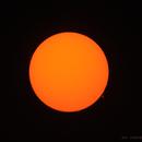Le soleil,                                Maxime Delin