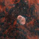 NGC6888 Ha+OIII,                                Jose Luis Ricote