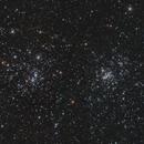 Double cluster in Perseus,                                Todd Fleischmann