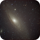 M-31 Andromeda Galaxy,                                Francois Theriault