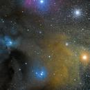 Antares - Rho Ophiuchus,                                Zak Foreman
