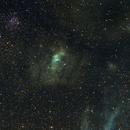 Bubble Widefield Hubble Palette,                                Scott Findlay