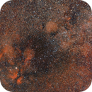 Cygnus Sadr surrounds / Pentax K30D astrodon + Samyang 85mm f/1.4,                                patrick cartou