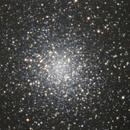 M22 close up, unguided.,                                Juan Pablo (Observatorio JuPiTeR)